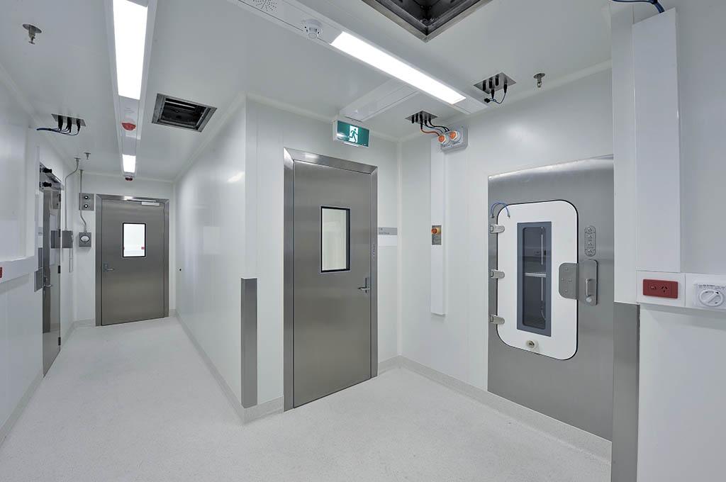 Plafoniere Per Camere Bianche : Camere bianche sterili e clean room vematech